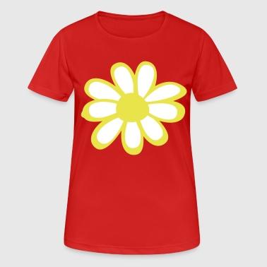 2541614 13548578 flower - Women's Breathable T-Shirt