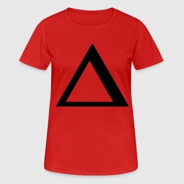 Delta alphabet grec - T-shirt respirant Femme