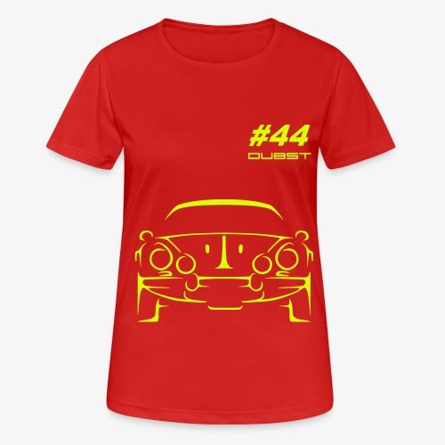 DUBST 44 RALLYE - T-shirt respirant Femme