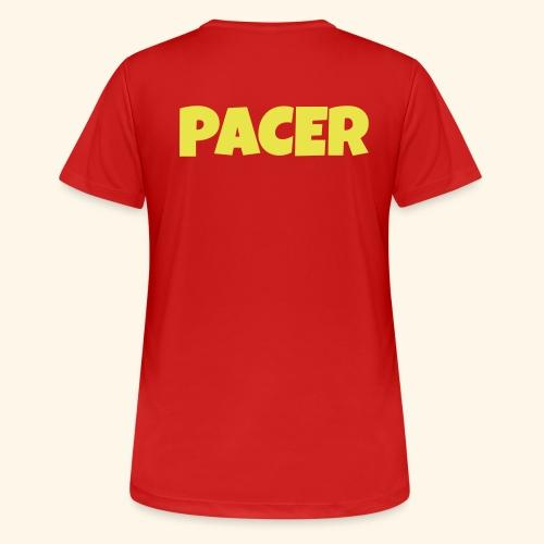 motivo - pacer - monocolore - Maglietta da donna traspirante