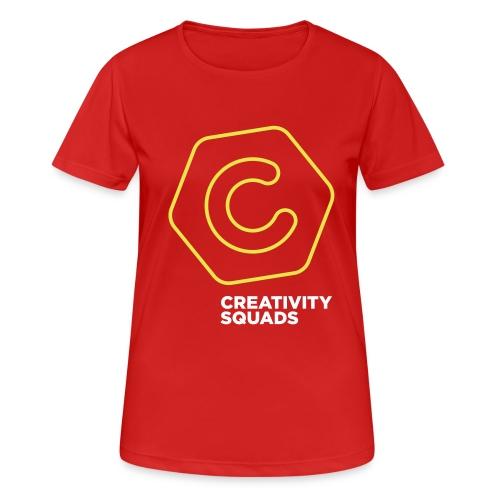 CS Hoodie Pink Unisex - naisten tekninen t-paita