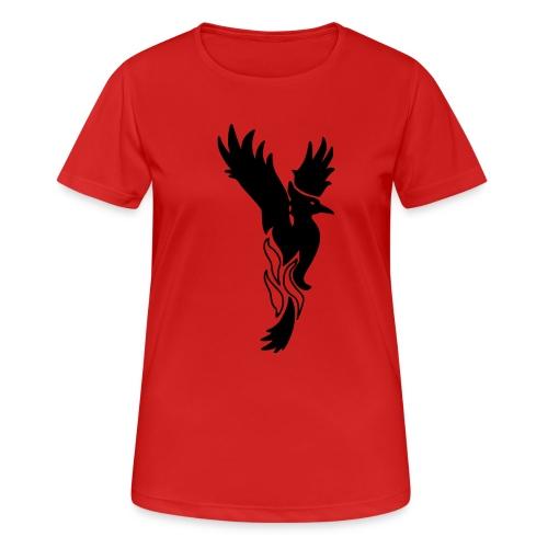 Phönix R - Frauen T-Shirt atmungsaktiv