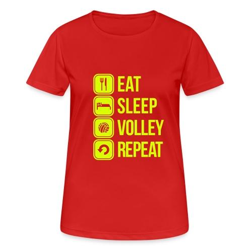 Infoland Logo - Vrouwen T-shirt ademend actief