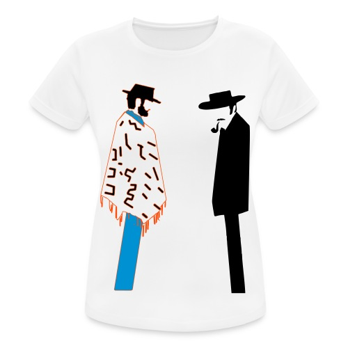 Bad - T-shirt respirant Femme