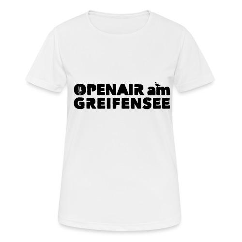 Openair am Greifensee 2018 - Frauen T-Shirt atmungsaktiv