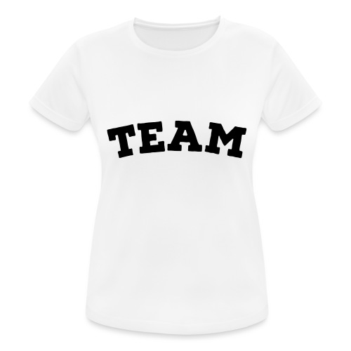 Team - Women's Breathable T-Shirt