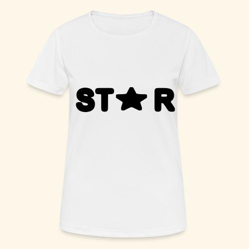 Star of Stars - Women's Breathable T-Shirt