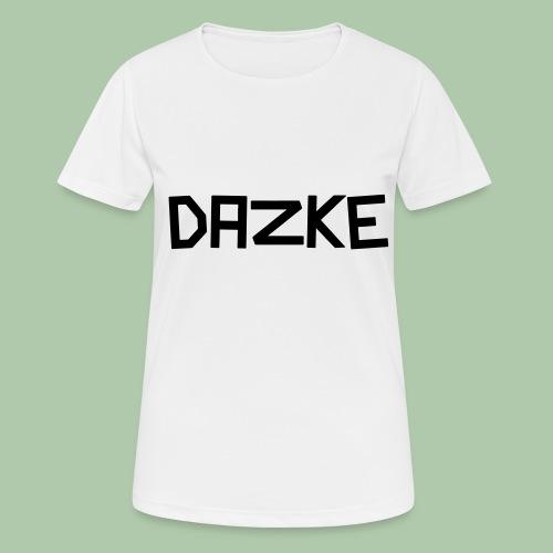 dazke_bunt - Frauen T-Shirt atmungsaktiv