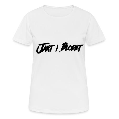 Mössa Jakt I Blodet - Andningsaktiv T-shirt dam