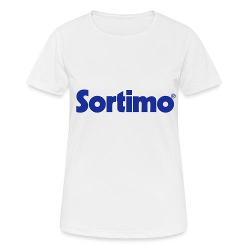 Sortimo - Andningsaktiv T-shirt dam