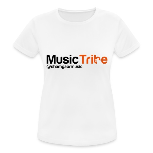 music tribe logo - Women's Breathable T-Shirt