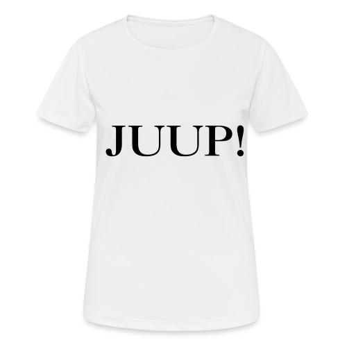 juup 01 - Frauen T-Shirt atmungsaktiv