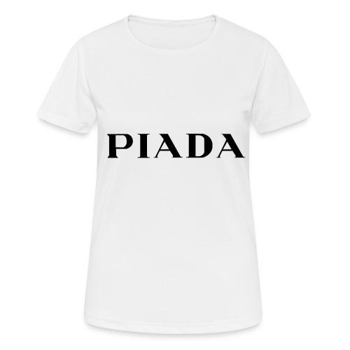 PIADA - Maglietta da donna traspirante