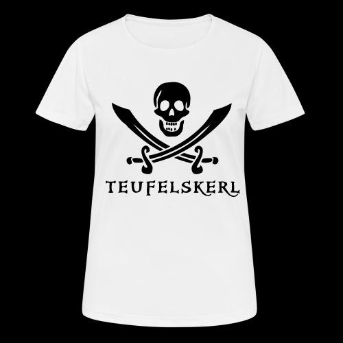 ~ Teufelskerl ~ - Frauen T-Shirt atmungsaktiv