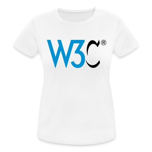 w3c - Women's Breathable T-Shirt