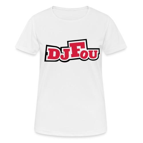logofou - T-shirt respirant Femme
