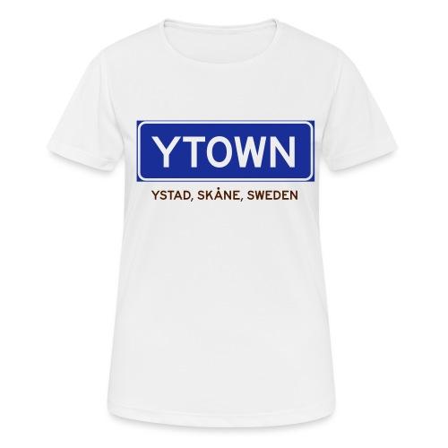 Ystad, Badly Translated - Andningsaktiv T-shirt dam