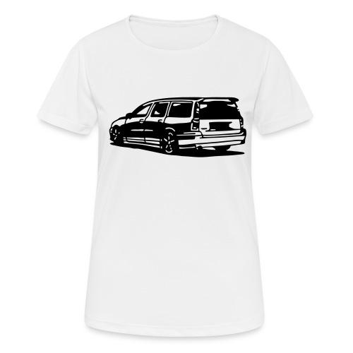 volvo_v70iis - Frauen T-Shirt atmungsaktiv