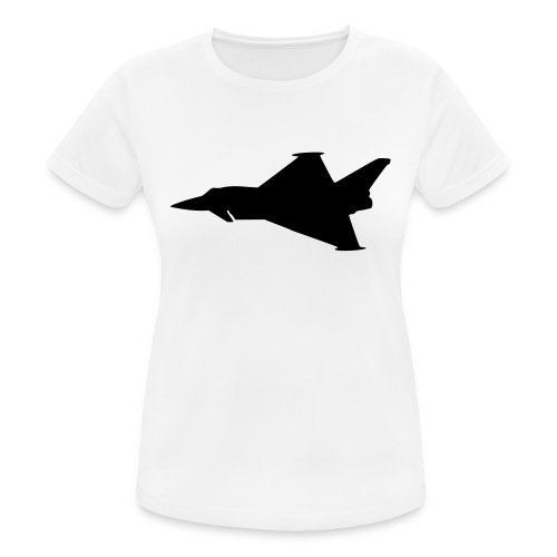 EF2000 Typhoon - Women's Breathable T-Shirt
