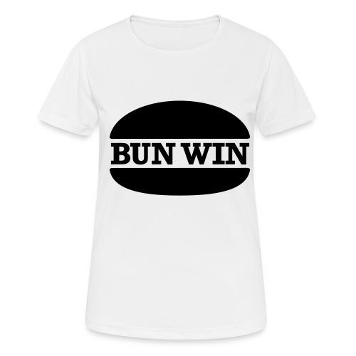 bunwinblack - Women's Breathable T-Shirt
