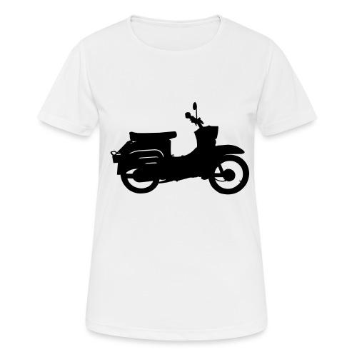Schwalbe Silhouette - Frauen T-Shirt atmungsaktiv