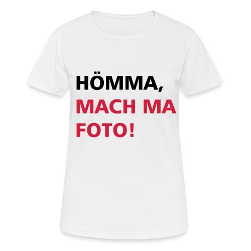 HÖMMA - Frauen T-Shirt atmungsaktiv