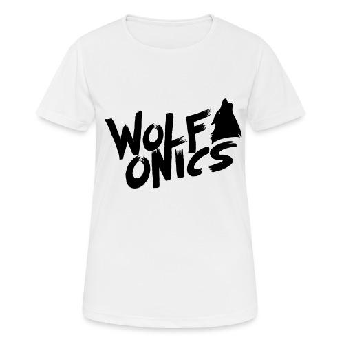 Wolfonics - Frauen T-Shirt atmungsaktiv
