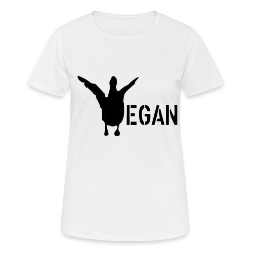 venteklein - Frauen T-Shirt atmungsaktiv