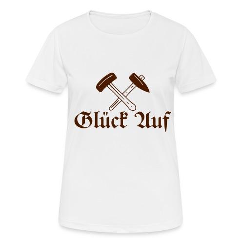 S E Briccius - Frauen T-Shirt atmungsaktiv