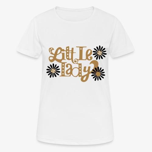 large_little-lady - T-shirt respirant Femme
