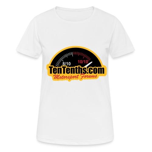3Colour_Logo - Women's Breathable T-Shirt