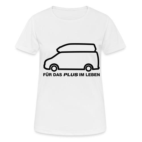 NUGGET Plus - Frauen T-Shirt atmungsaktiv