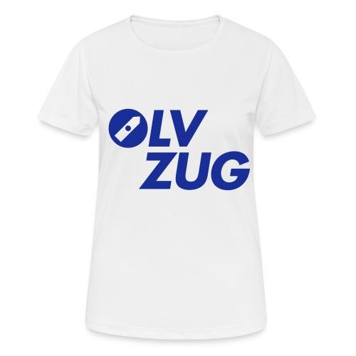 OLV_Zug_Logo_2_Z_ohneRand - Frauen T-Shirt atmungsaktiv