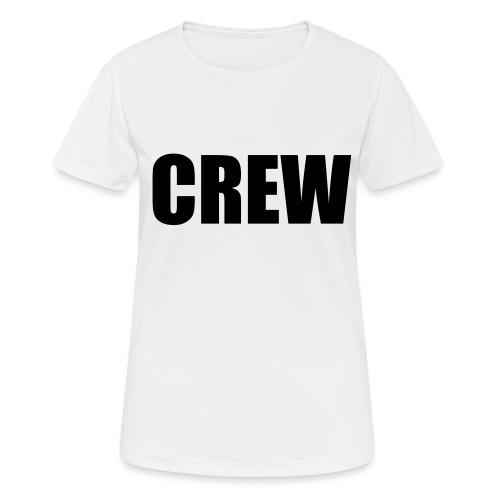 Crew Impact - Women's Breathable T-Shirt