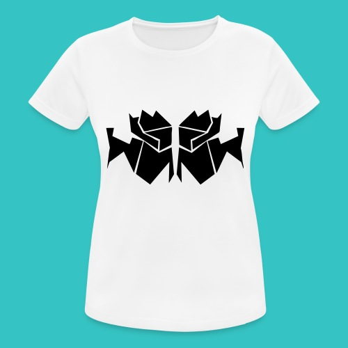 TrogArtZ Shirt - Frauen T-Shirt atmungsaktiv