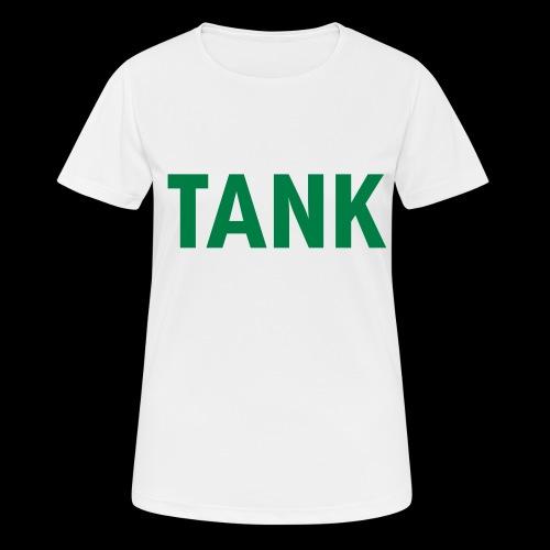 tank - Vrouwen T-shirt ademend actief