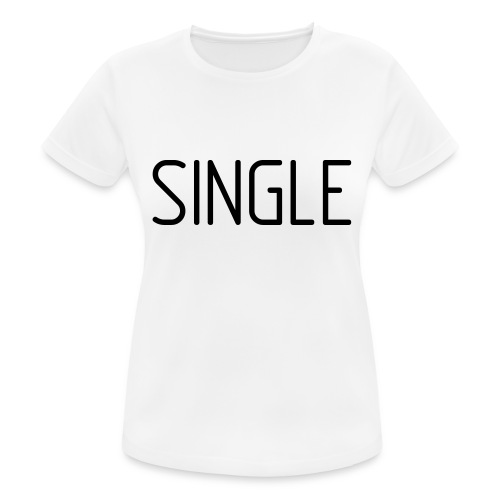 Single - Frauen T-Shirt atmungsaktiv