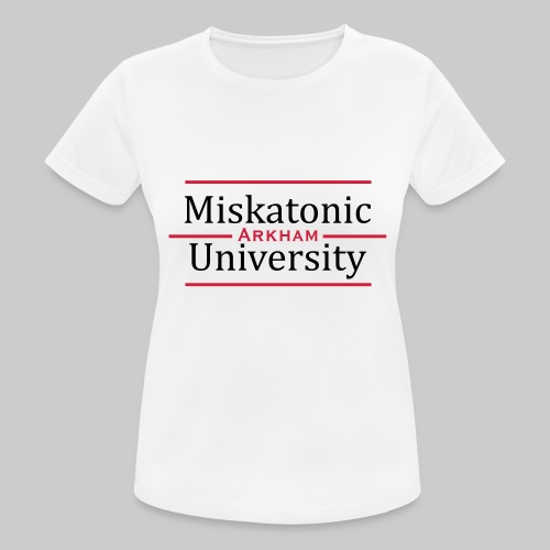 Miskatonic University - Frauen T-Shirt atmungsaktiv