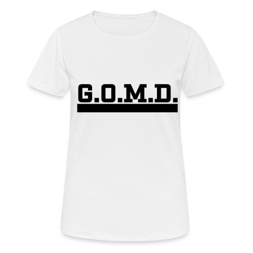 G.O.M.D. Shirt - Frauen T-Shirt atmungsaktiv