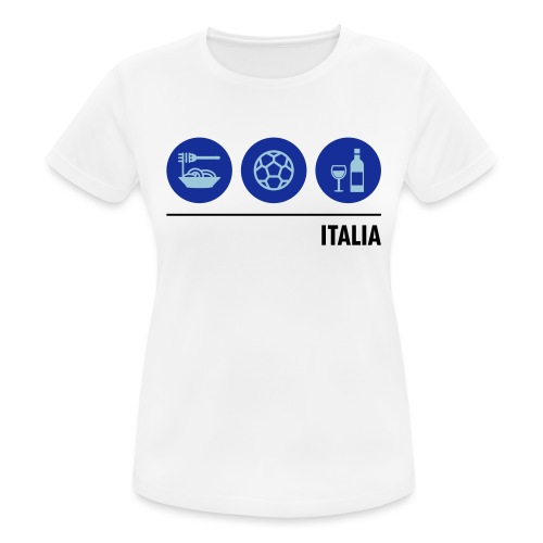 Circles - Italia - Women's Breathable T-Shirt