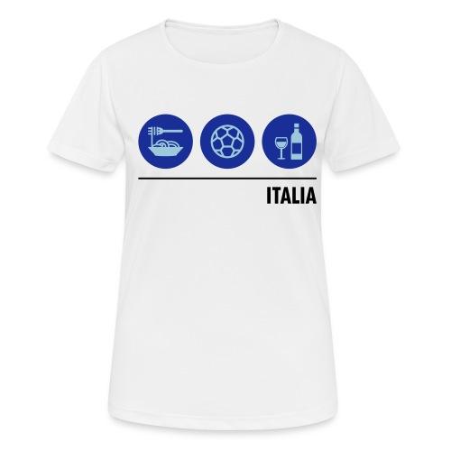 Circles - Italia - Women's Breathable T-Shirt