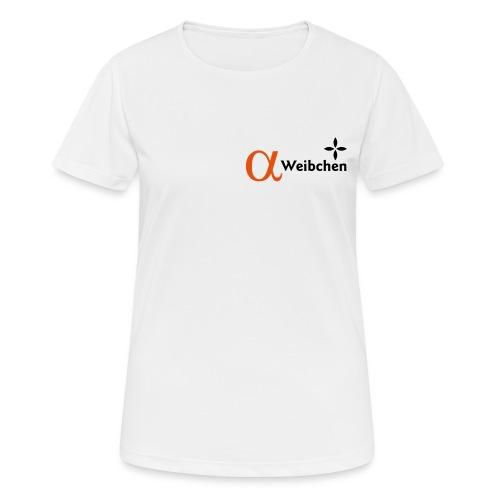 Alpha-Weibchen - Frauen T-Shirt atmungsaktiv