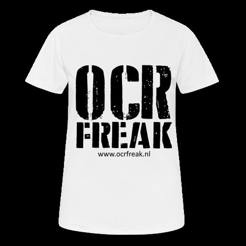 OCR Freak - vrouwen T-shirt ademend