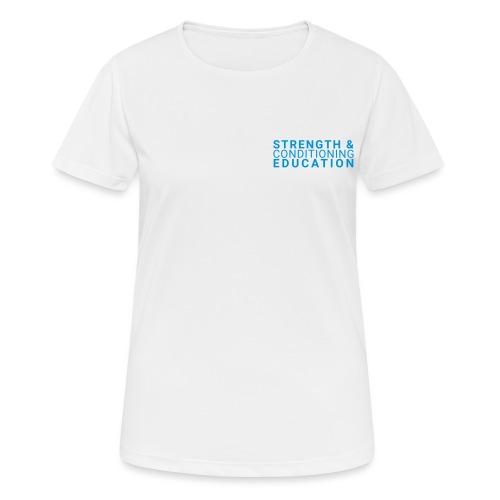 SCE - Women's Breathable T-Shirt