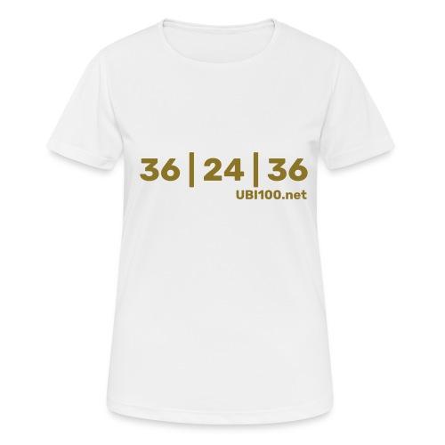 36 | 24 | 36 - UBI - Women's Breathable T-Shirt