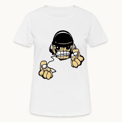 Micky DJ - T-shirt respirant Femme