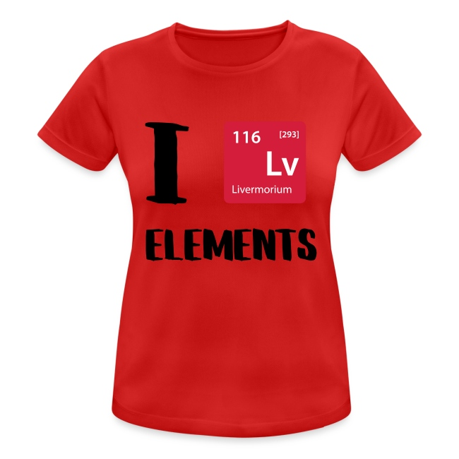 I love Elements