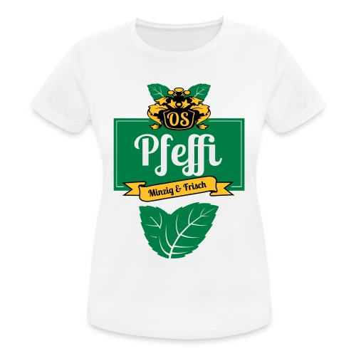 Pfeffi T-Shirt Men - Frauen T-Shirt atmungsaktiv