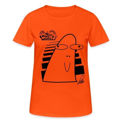 Lino - Maglietta da donna traspirante