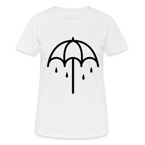 umbrella - Camiseta mujer transpirable